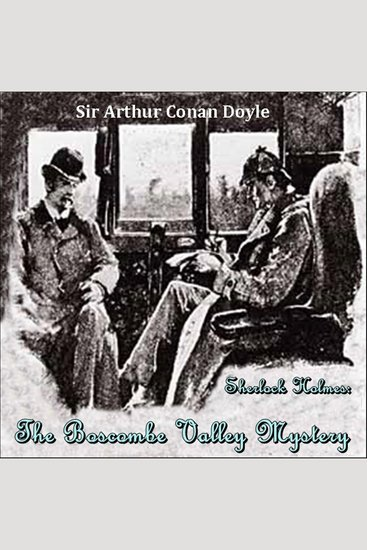 Sherlock Holmes: The Boscombe Valley Mystery - cover