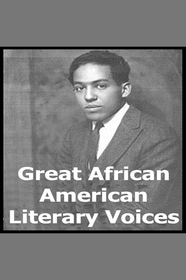 Great African American Literary Voices - cover