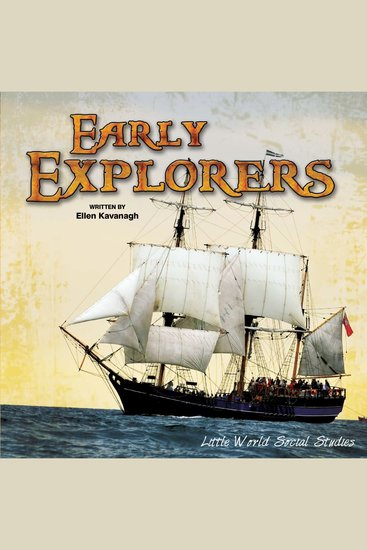 Early Explorers - cover
