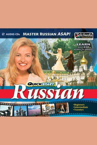 Quickstart Russian - cover
