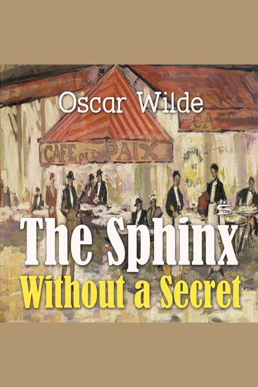 The Sphinx Without a Secret - cover
