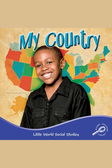 My Country - cover