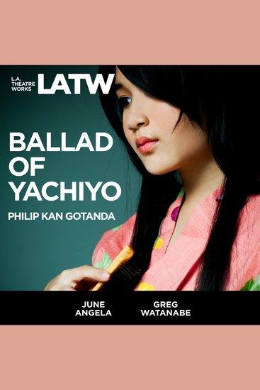 Ballad of Yachiyo - cover