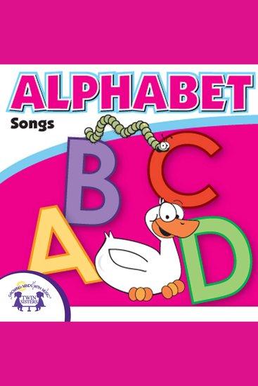 Alphabet Songs - cover