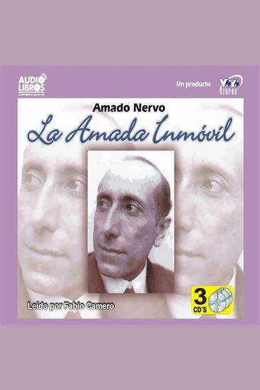 La Amada Inmovil - cover