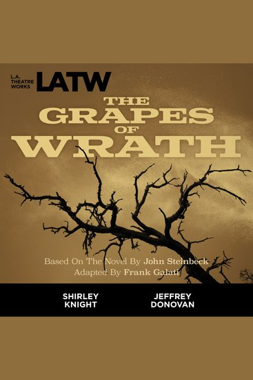 The Grapes of Wrath - cover