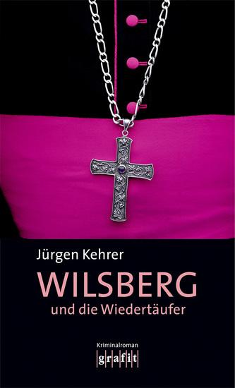 Wilsberg und die Wiedertäufer - Wilsbergs 5 Fall - cover