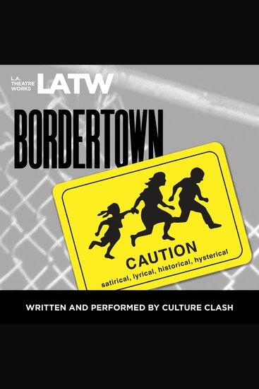 Bordertown - cover