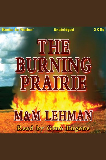 The Burning Prairie - cover