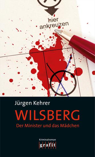 Der Minister und das Mädchen - Wilsbergs 11 Fall - cover