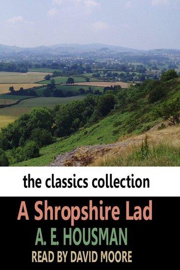 A Shropshire Lad - cover