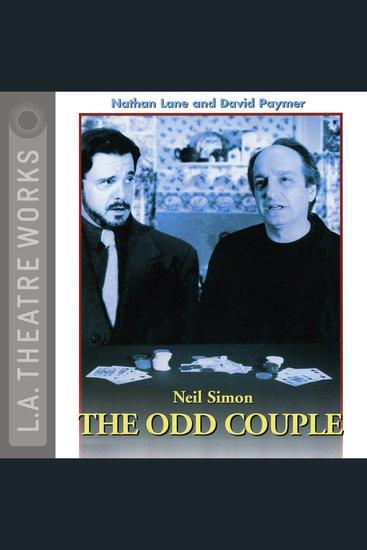 The Odd Couple - cover