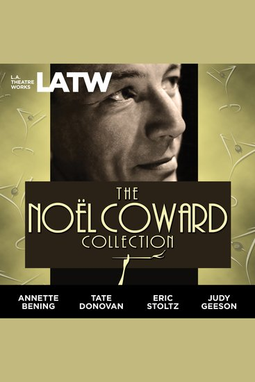 The Noel Coward Collection - cover