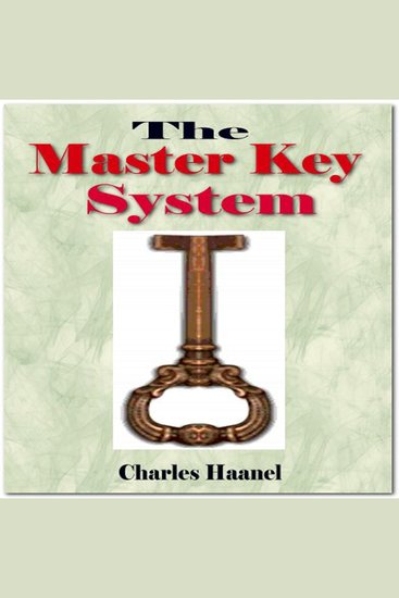 The Master Key System - cover