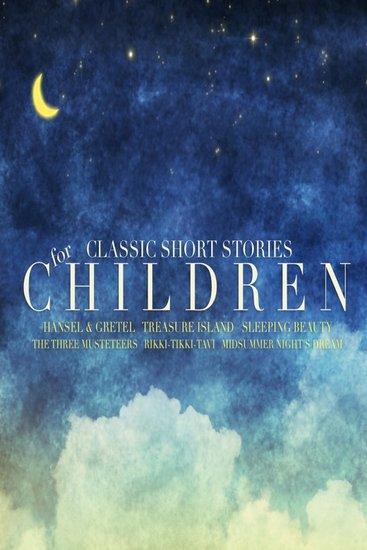 Classic Short Stories for Children - cover