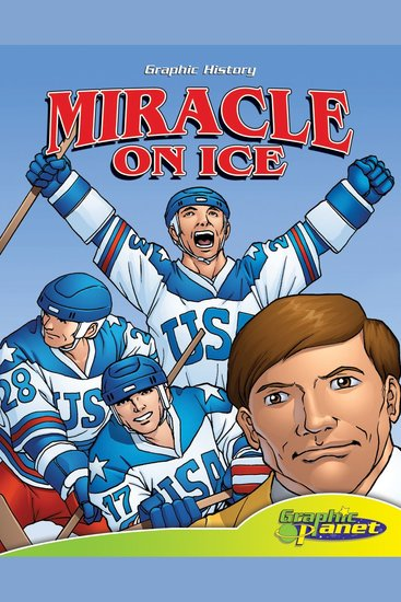 Miracle on Ice - cover