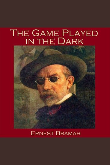 The Game Played in the Dark - cover