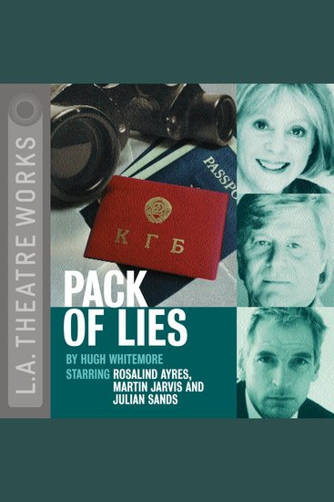 Pack of Lies - cover