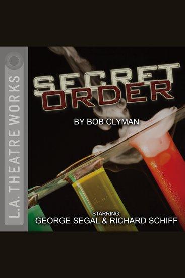 Secret Order - cover