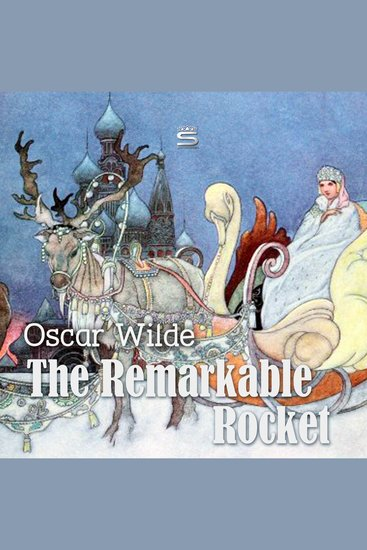 The Remarkable Rocket - cover