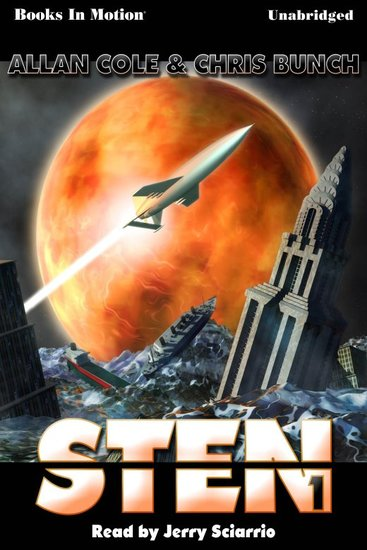 Sten - STEN Book 1 - cover