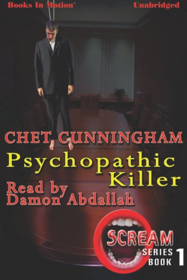 Psychopathic Killer - cover