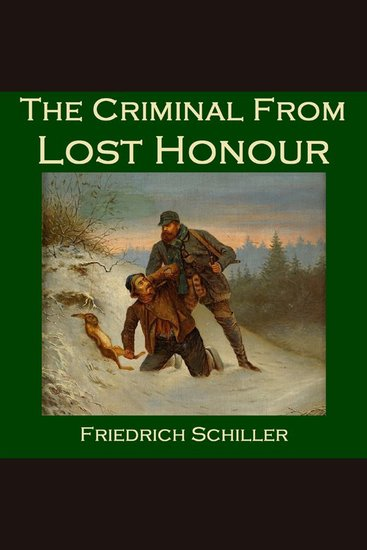 The Criminal from Lost Honour - cover