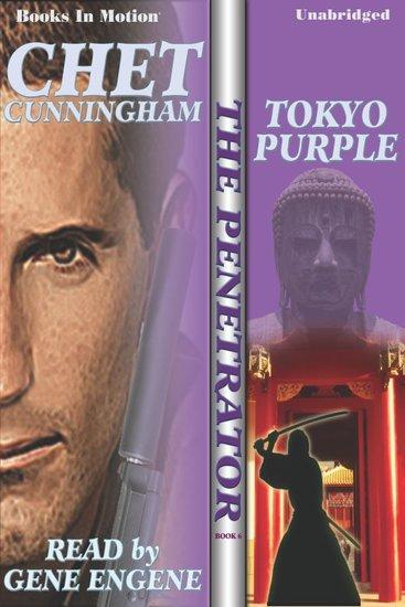 Tokyo Purple - cover