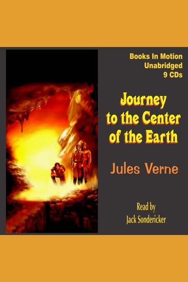 Journey to the Center of the Earth - cover