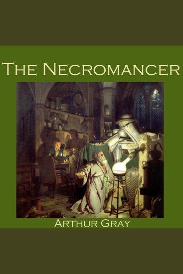 The Necromancer - cover