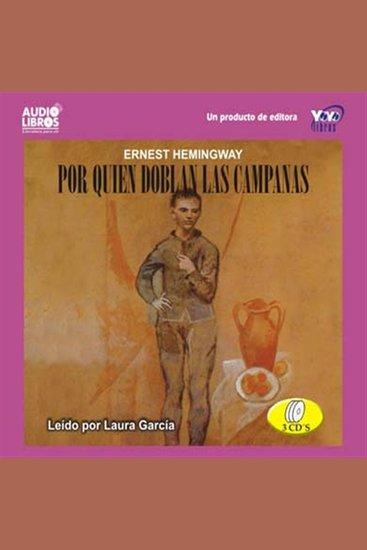 Por Quién Doblan Las Campanas - cover