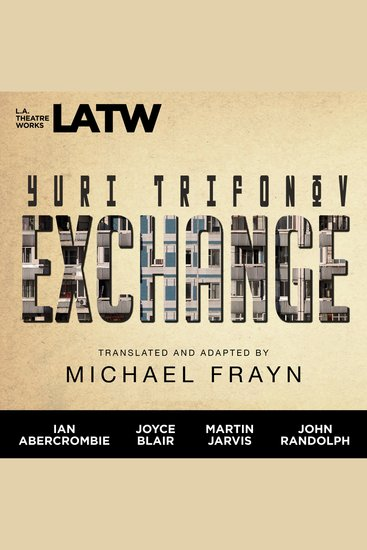 Exchange - cover