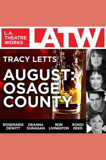 August: Osage County - cover