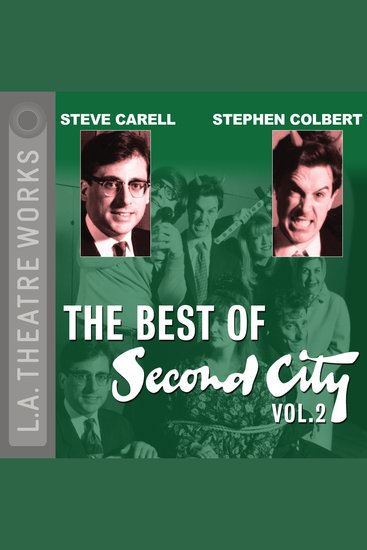 The Best of Second City - Vol 2 - cover