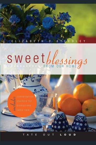 Sweet Blessings from Our Home - cover