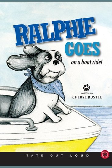 Ralphie Goes on a Boat Ride - cover