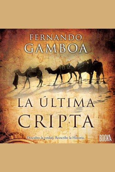 La Última Cripta - cover