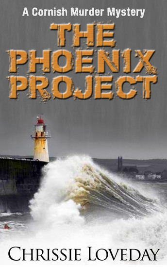 The Phoenix Project - A Cornish Murder Mystery Series - cover