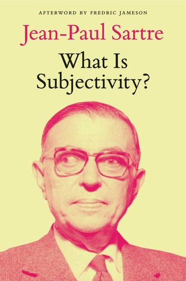 What Is Subjectivity? - cover