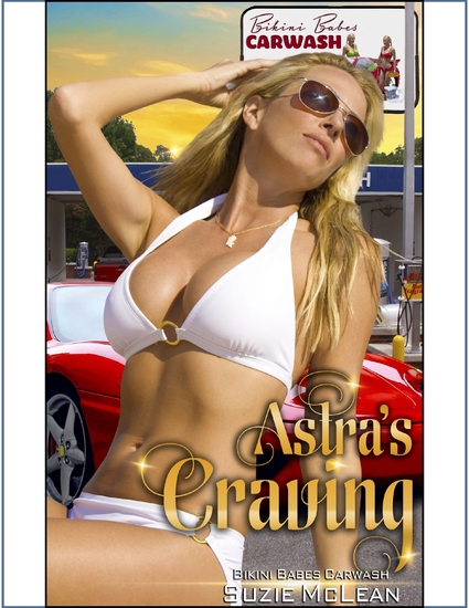 Astra's Craving - cover