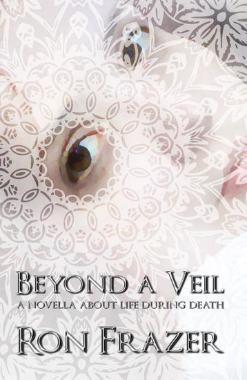 Beyond a Veil: a novella about life during death - cover