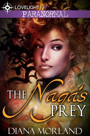 The Naga's Prey - cover