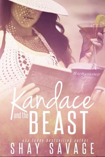 Kandace and the Beast - cover