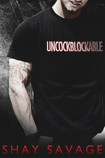 Uncockblockable - Evan Arden #4 - cover