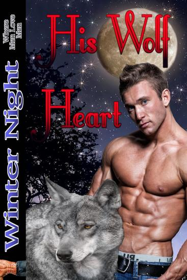 His Wolf Heart - cover