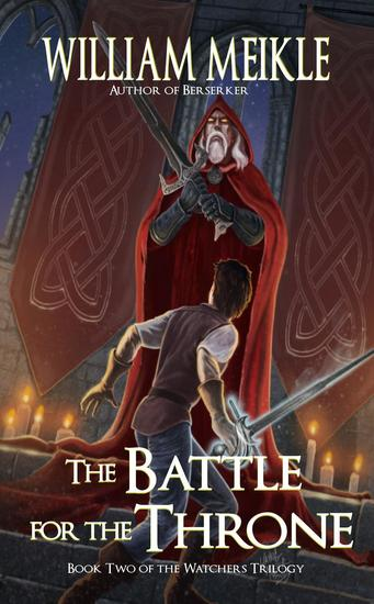The Batle for the Throne - Watchers #2 - cover