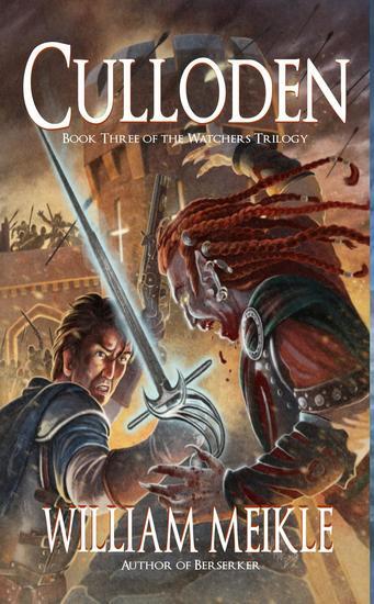 Culloden - Watchers #3 - cover