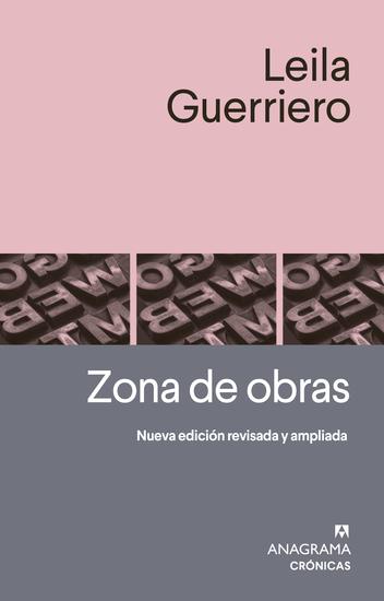 zona de obras - cover