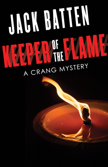 Keeper of the Flame - A Crang Mystery - cover