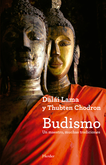 Budismo - Un maestro muchas tradiciones - cover